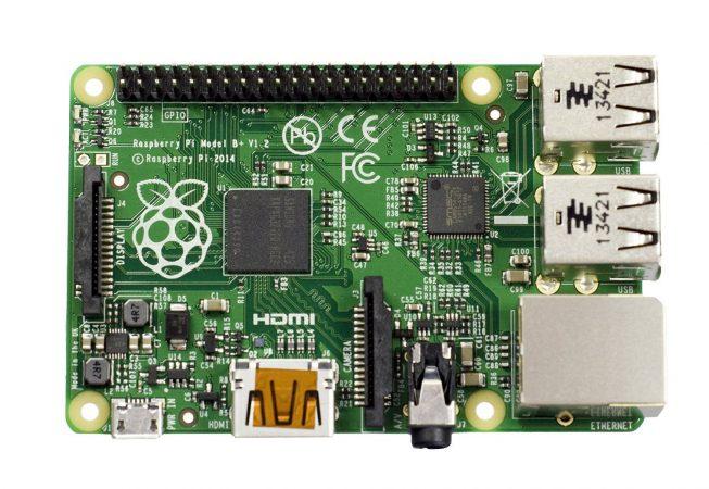 Raspberry Pi B Plus