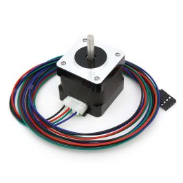 We Now Have Stepper Motors!