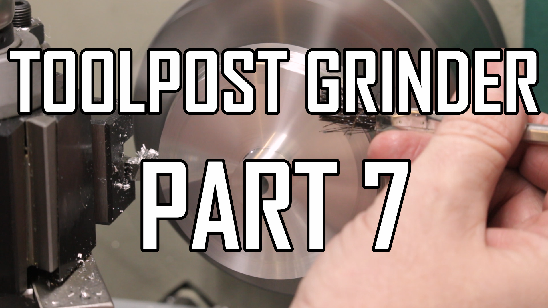 Toolpost Grinder Part 7: Making the Motor Pulley