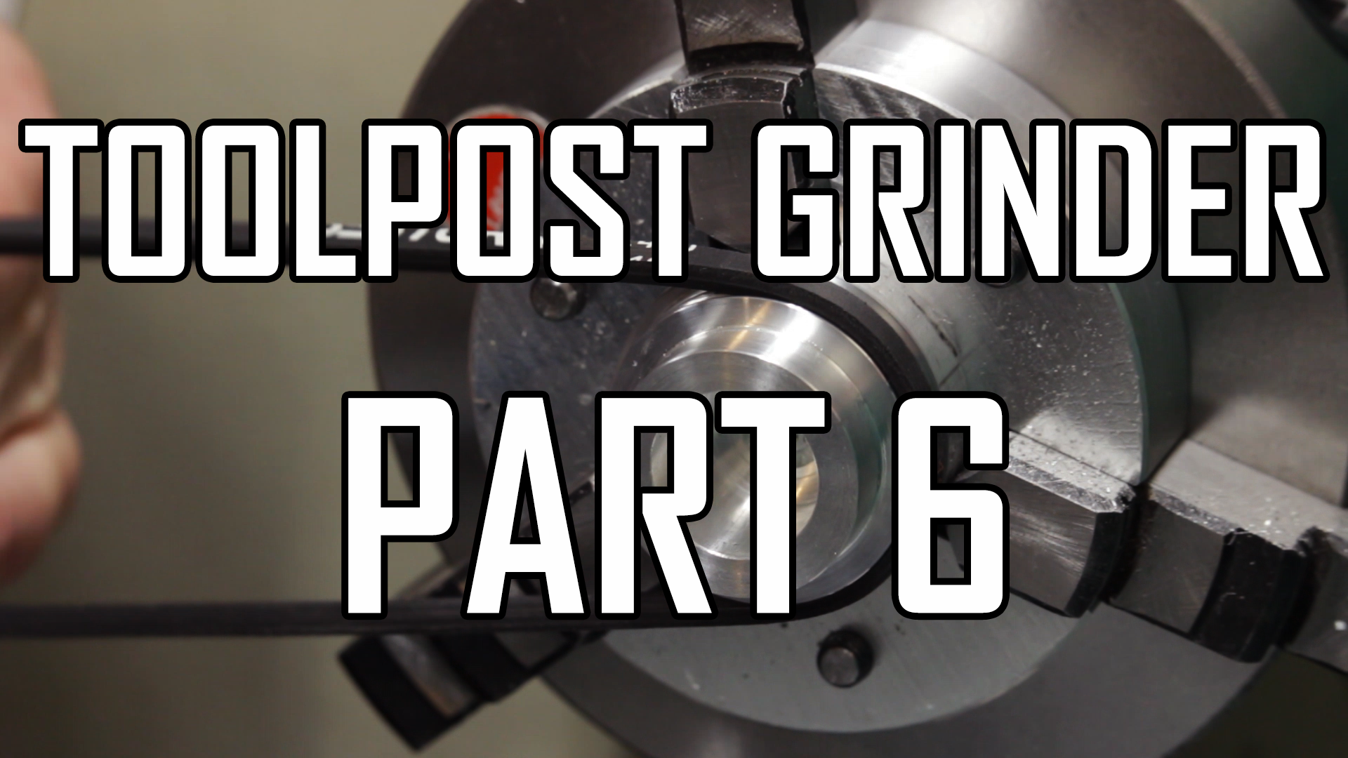 Toolpost Grinder Part 6: Making the Spindle Pulley