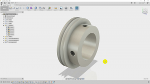 Spindle Pulley