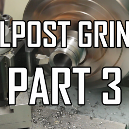 Toolpost Grinder Part 3:  Bearing Caps
