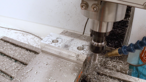 Side-milling to length