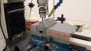 Drilling to tapping size