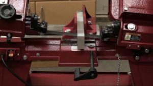 Cutting a chunk