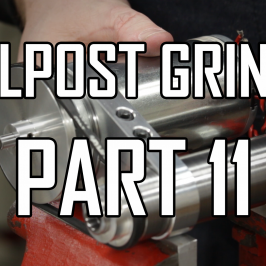 Toolpost Grinder Part 11