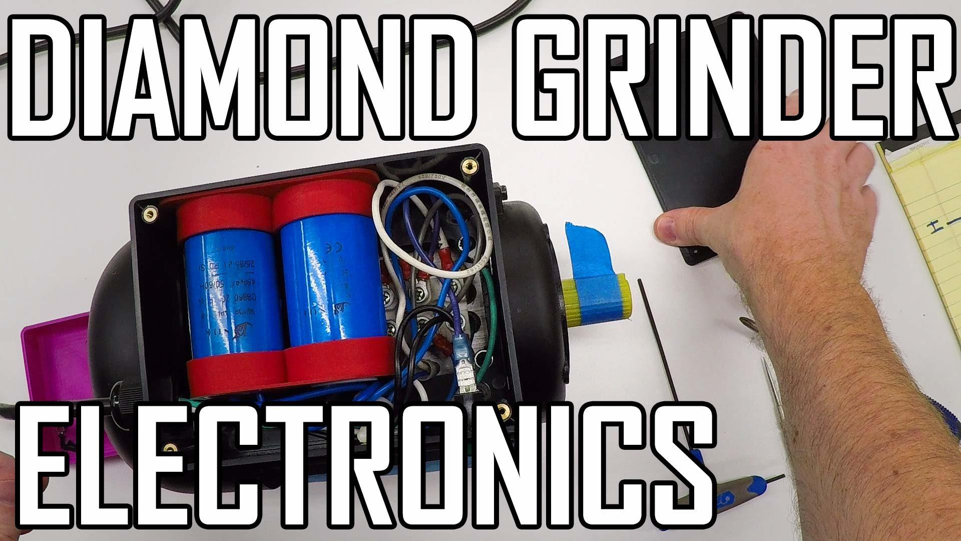 Diamond Grinder Part 2: Building the Electronics Enclosure