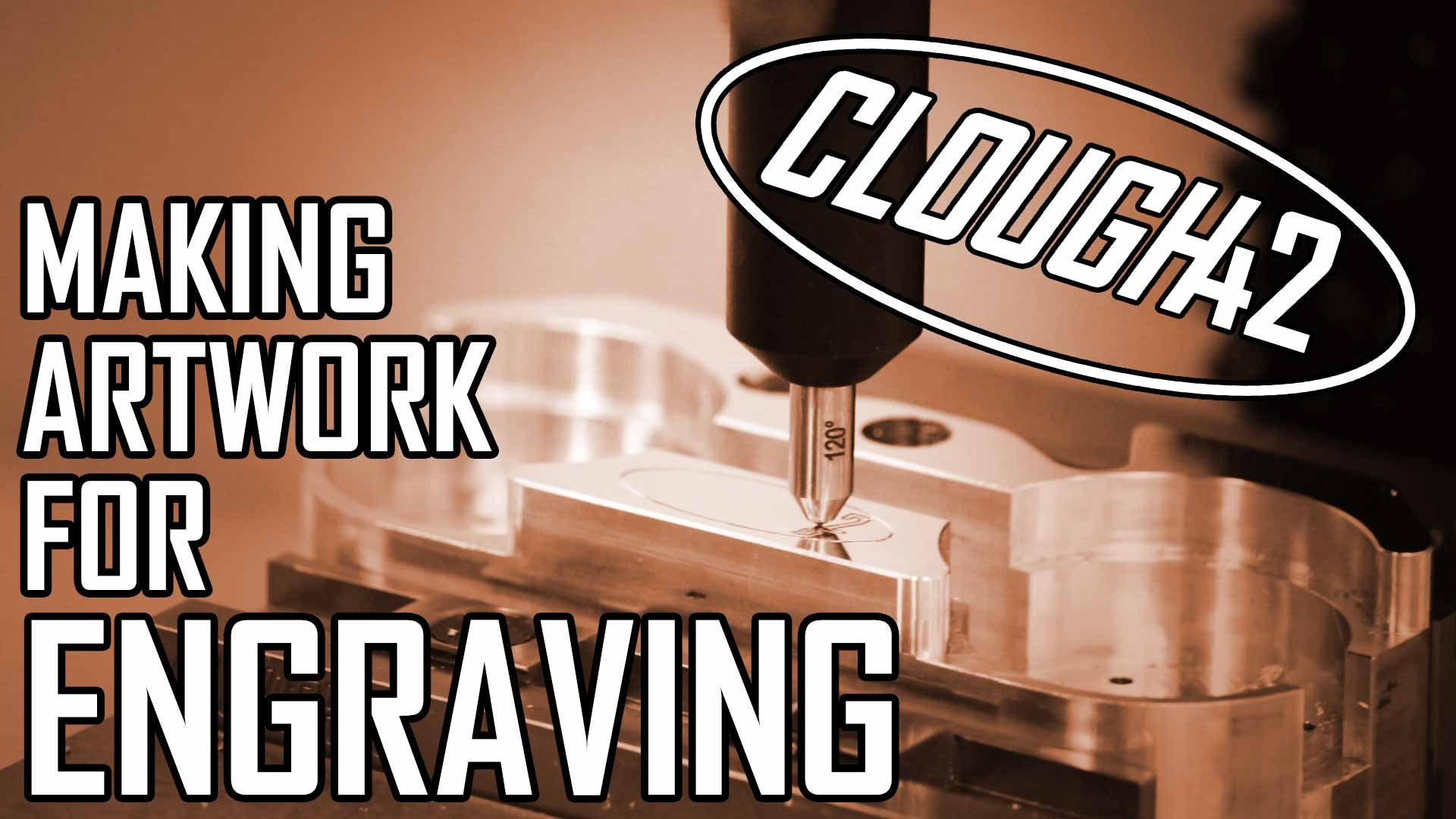 How to Make Artwork for CNC Engraving Using Free Software