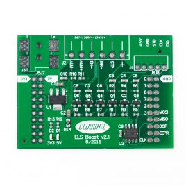 Electronic Leadscrew Interface PC Board