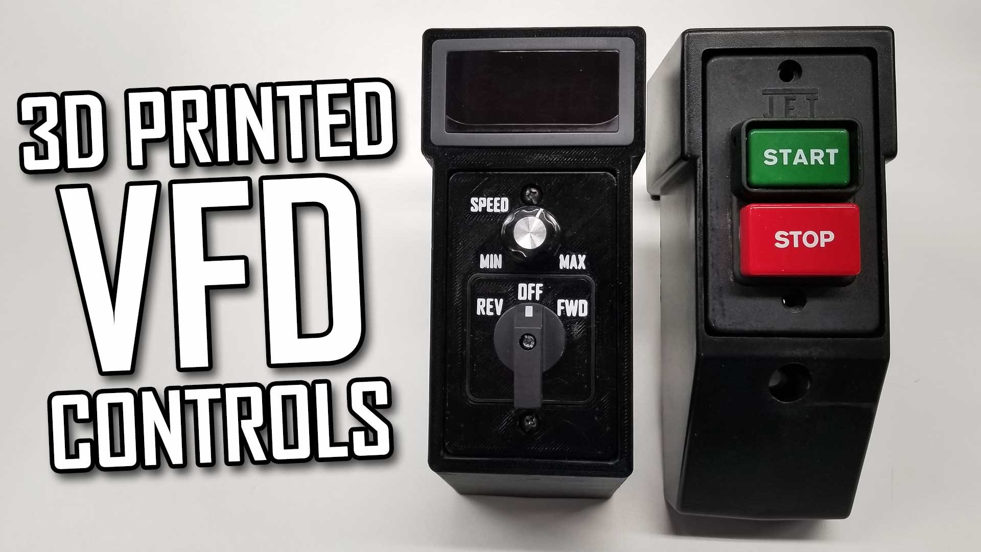 3D Printing a Drill Press VFD Control Panel with Loft, Shell and Rib in Fusion 360
