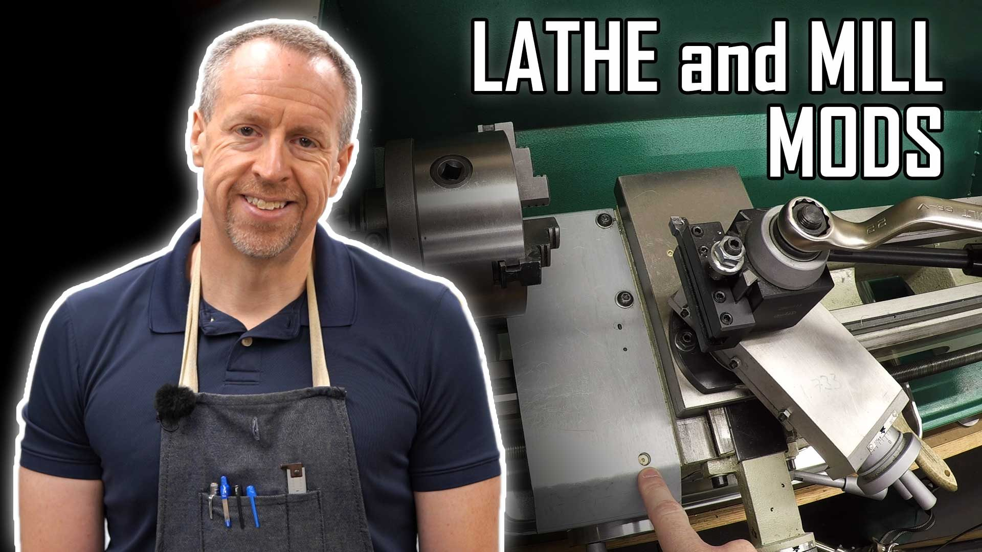 More Easy Improvements For Your Lathe and Mill