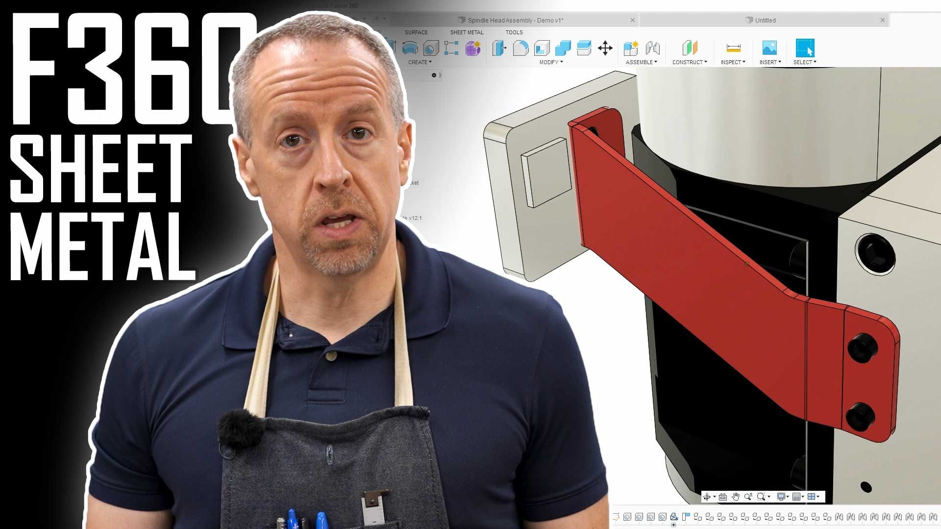 Designing Sheet Metal Parts in Fusion 360