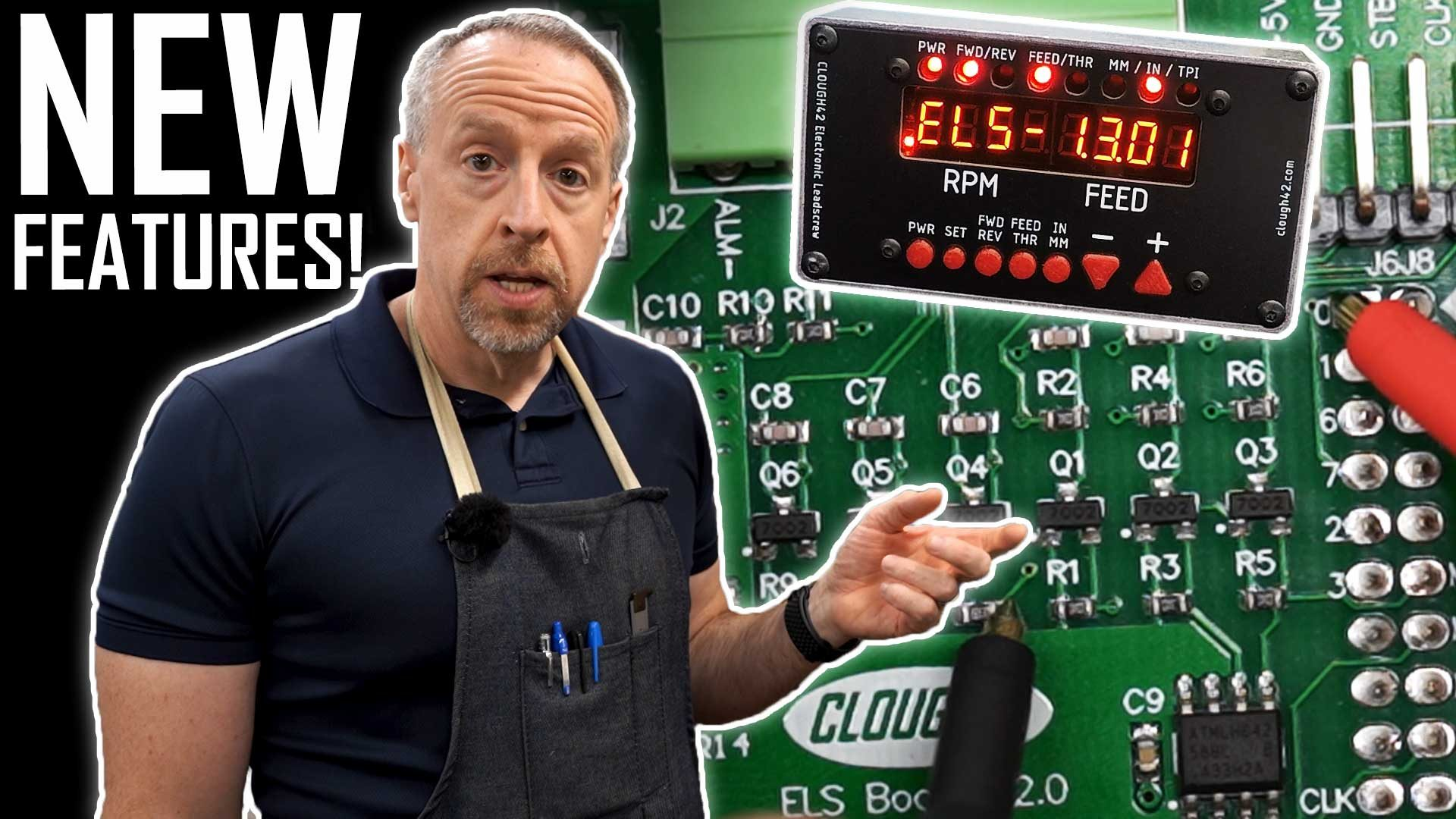 ELS Software Updates and Troubleshooting Tips [Electronic Leadscrew Part 20]