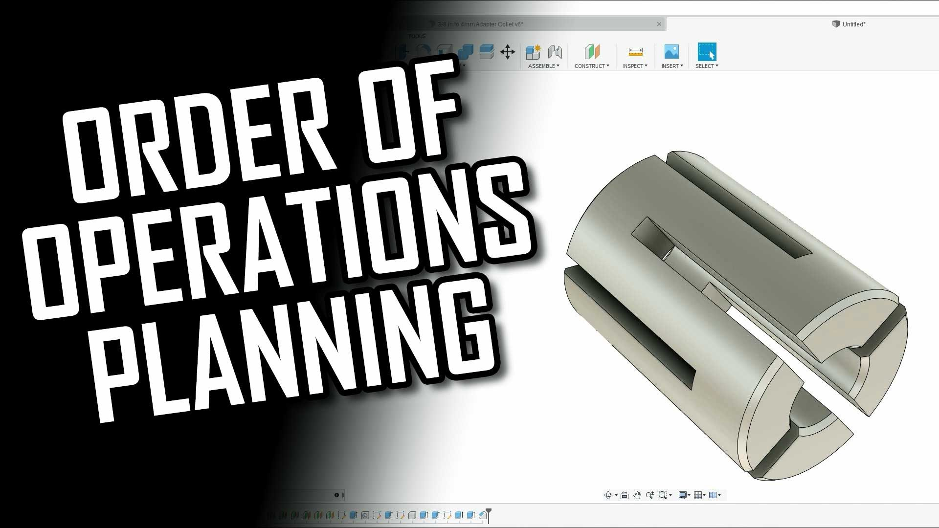 Using Fusion 360 to Plan Manual Machining Operations
